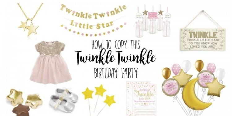Incredible Twinkle Twinkle Little Star birthday party! See more party ideas  at CatchMyParty