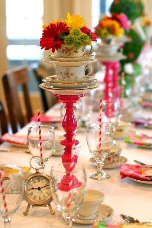party table setting ideas table setting ideas for party table decorating  ideas table setting ideas ladies