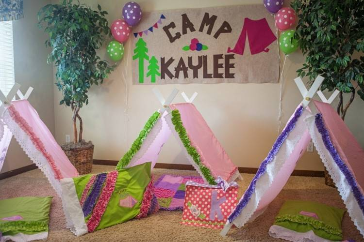 camping party supplies birthday inspirational best backyard bash games  canada