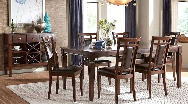charming solid wood dining room sets wood dining room table sets innards  interior solid wood dining