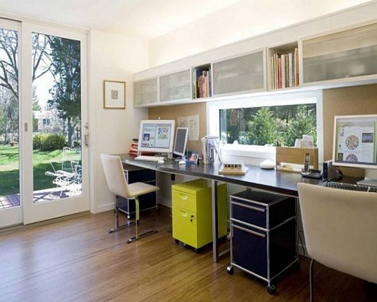 office room ideas solutions space doubles as a small office room ideas home  theater article from
