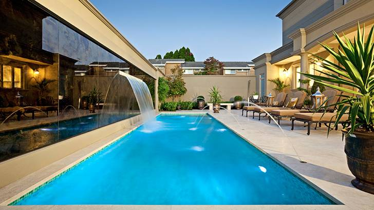Full Size of Small Garden Pool Designs Backyard Ideas On A Budget Images  Design Id Wonderful