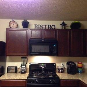 Kitchen Cabinet Decorating Beauteous Decorate Kitchen Cabinets  throughout decorating ideas for above kitchen cabinets with regard