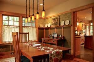 craftsman dining room lighting craftsman