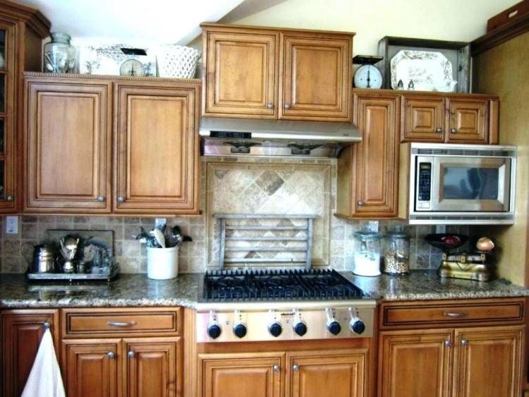 Tips and ideas for storage and decorating above kitchen cabinets {on Home  Storage Solutions 101