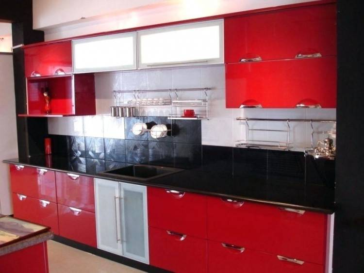 35 Top Red Kitchen Design and Decorating Ideas Trends to Watch for in 2018  more ideas: red kitchen ideas for decorating, red kitchen accessories ideas,