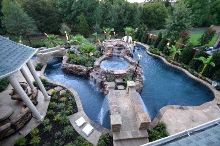 best pool designs backyard