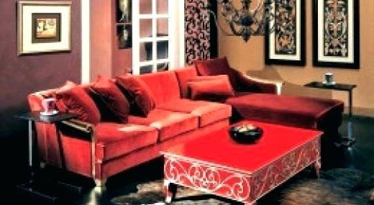 Full Size of Dark Red Leather Sofa Decorating Ideas Sectional Black Living  Room Furniture Fresh Brown