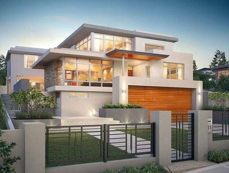 We are focused on modern and contemporary house design, using our natural  modern approach