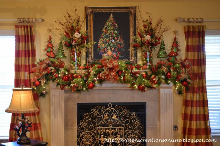 Christmas Fireplace Mantel Decorating Ideas Decor Home Living Now With  Country Christmas Mantel Decorating Ideas