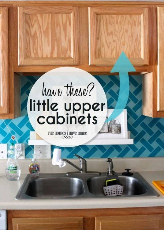 upper cabinet organizers kitchen