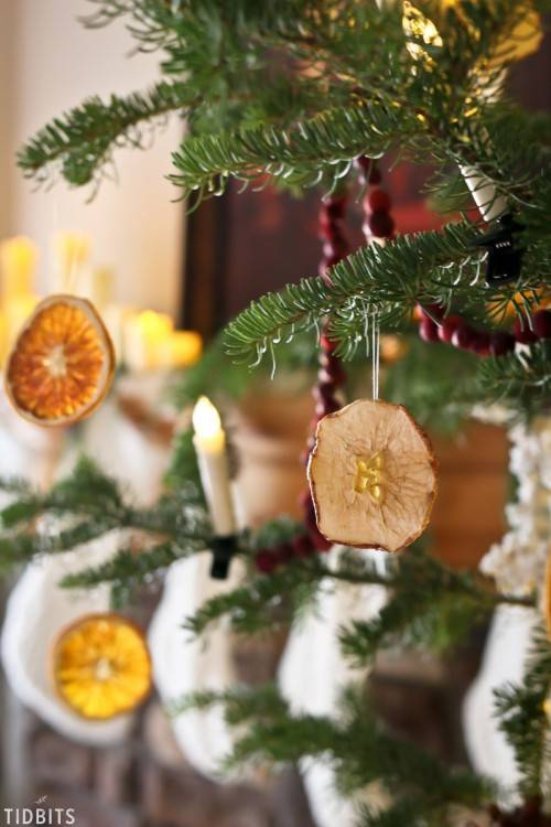 Everything You Need For A Naturally Elegant Christmas How To Decorate  Natural