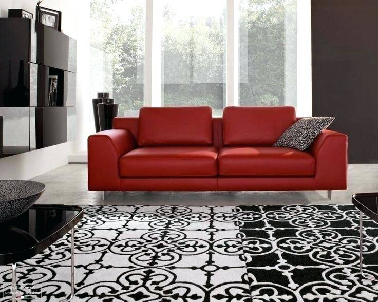 the red leather couches sofa decorating ideas