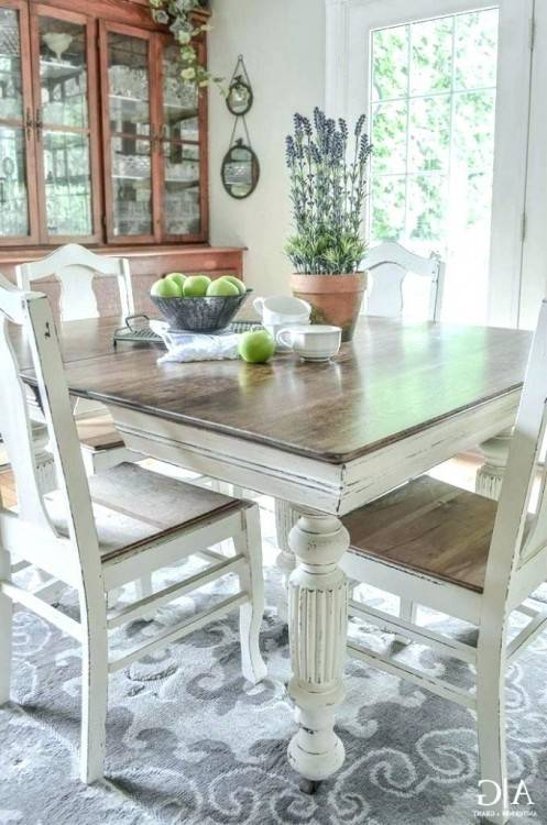 best paint for dining table