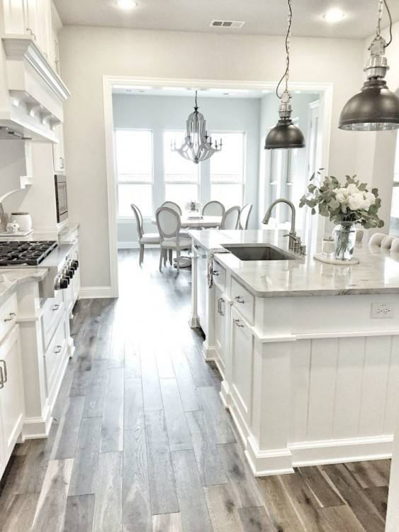Full Size of Kitchen Grey Floor White Kitchen Simple White Kitchen Cabinets  White Kitchen Cabinets With