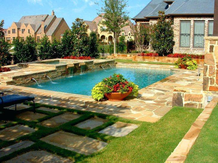 Backyard Pool Designs Landscaping Pools Backyard Pool Designs Landscaping Pools  Cool Backyard Pools An Inflatable Movie Screen Pool Parties Just Got Design