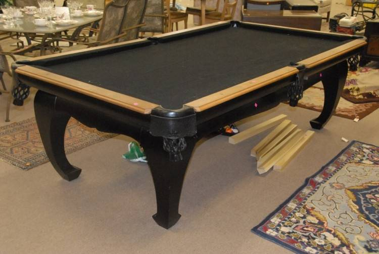 Pool Table With Dining Table Top Oh I Think So Home Rec From Green Kitchen  Art