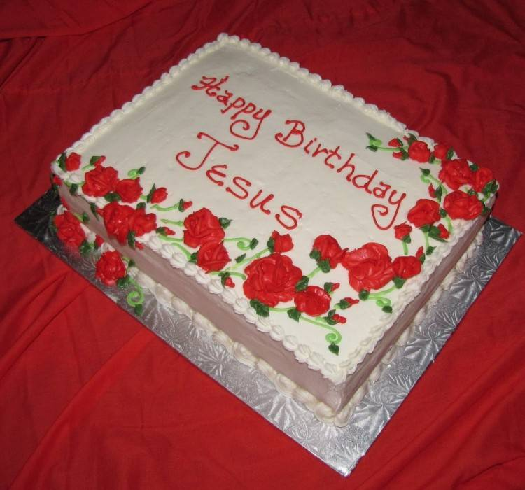 jesus birthday cake images neighborhood party for