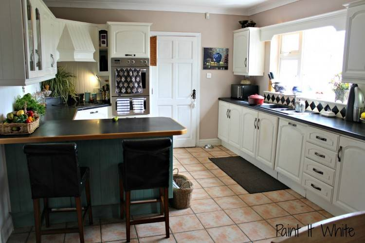 annie sloan painted kitchen cabinet ideas painted