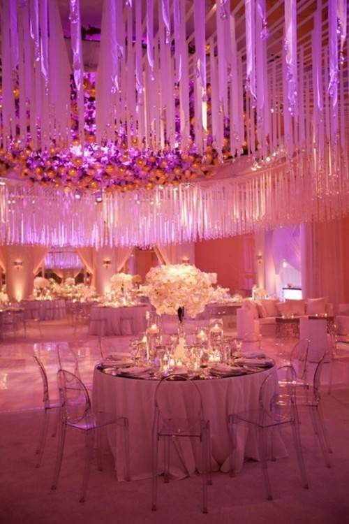 Hot Pink And Purple Wedding Decor Decorhelen G Events Jamaica Pink And Purple  Wedding Decor Ideas