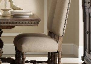 dining chairs with nailheads upholstered dining