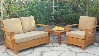 Furniture from brands like Brown Jordan, Tropitone and Telescope offer the  most lasting furniture as compared to brands like Hampton Bay, Martha  Stewart,