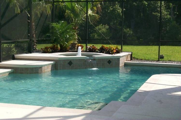 5ba Southern Pool Home w/ Contemporary Design in Beautiful Kings  Lake 0