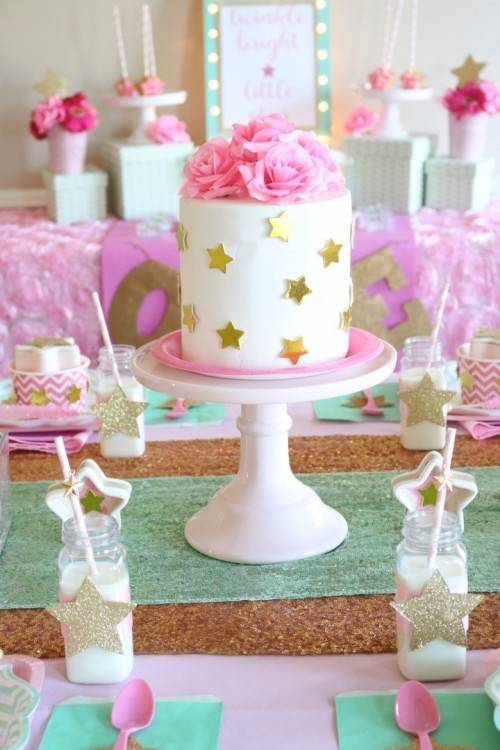 Twinkle Twinkle Little Star Birthday theme Ftd8 Twinkle Twinkle Little  Star Party Ideas Party Delights Blog