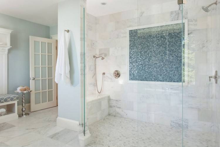 Reposition your shower valve