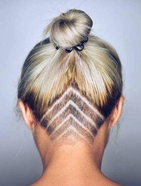 This triangular design is cool and intriguing