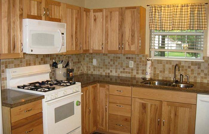 Kitchen Colors With Hickory Cabinets Kitchen Colors With Hickory Cabinets  Kitchen Cabinet Stain Colors Kitchen Colors With Hickory Cabinets Gel Stain