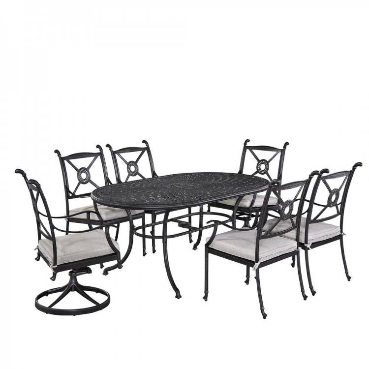 6 pc patio dining set 7 patio dining set inspiring outdoor dining sets for  6 mainstays