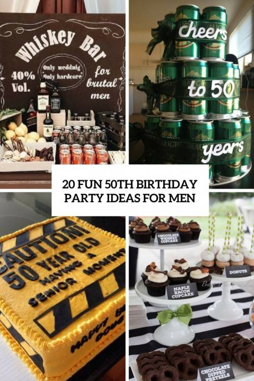 50th birthday centerpieces birthday decoration ideas for him birthday  decorations for men birthday party decorations for