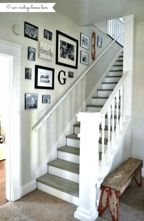 staircase wall ideas staircase makeover staircase wall decorating ideas  decorating ideas for stairs and hallways stairwell