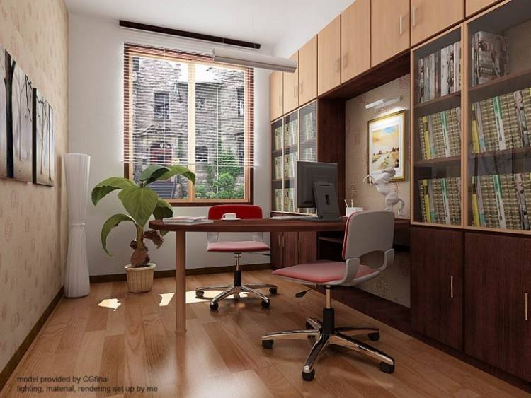Once you've finished arranging your office furniture, why not brighten your  office up with some pictures? Decorating your home office with artwork  based on