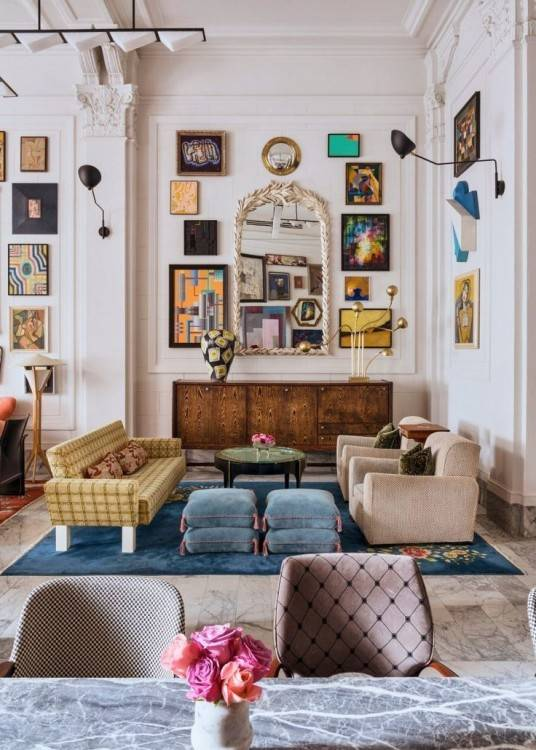 european decor living room fresh inside a colorful home with inspired style  house decorating ideas