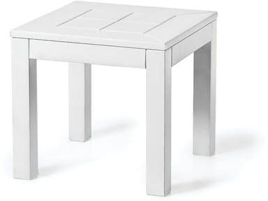 Picture of an outdoor aluminum dining set