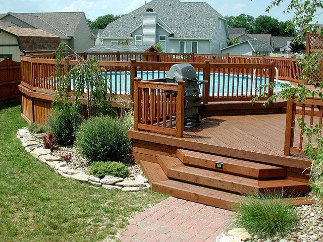 above ground pool decks pictures ground deck designs above ground pool decks  whether deck designs pictures