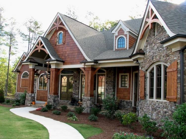 Yes I have many favorite dream  home styles