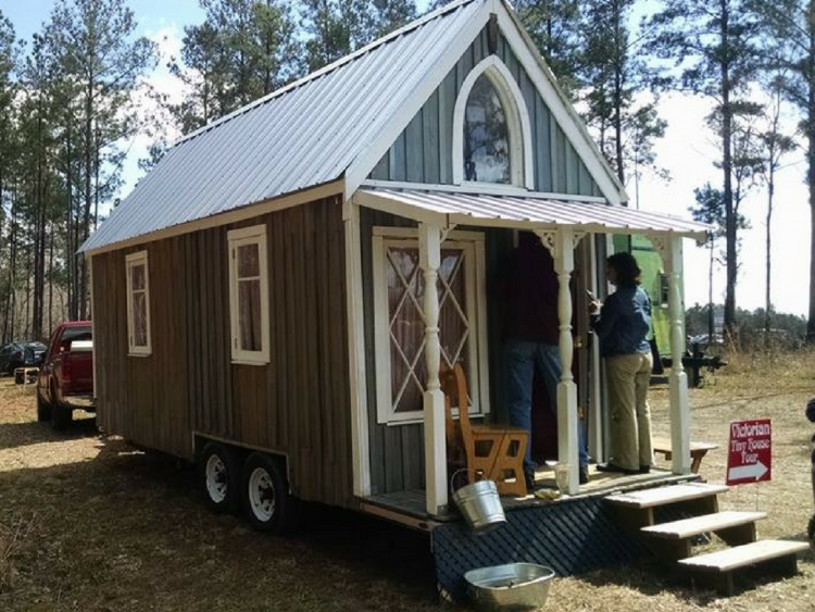 tiny house in georgia