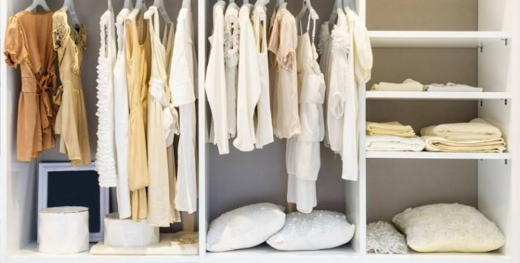 Design Your Closet For access to what you want, whenever you want it