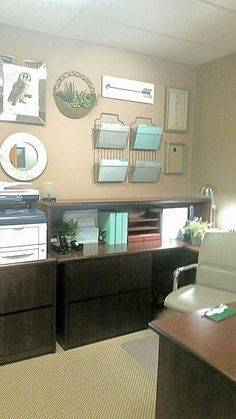 Vintage Luxury Home Office Furniture Sets With Brown Wooden Office  Furniture Also Window Blinds | Medium