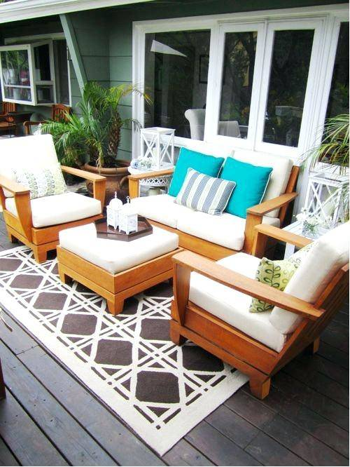 houzz outdoor furniture chair cushions benches tables