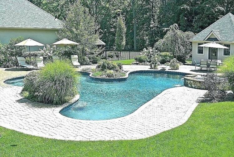 swimming pool deck plans above ground oval designs