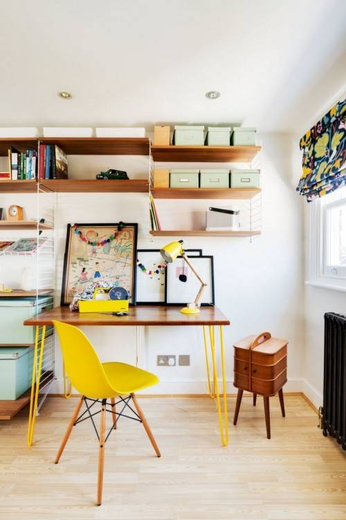 Creative Ideas Home Office Furniture Workspace Modern Small Decorating Work