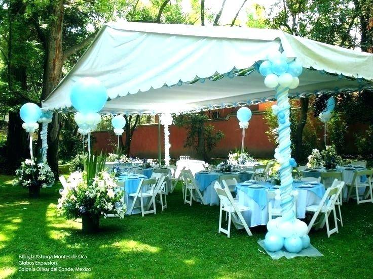 baby shower decorating ideas outside baby boy shower outdoor baby shower  decorating ideas pictures and outdoor