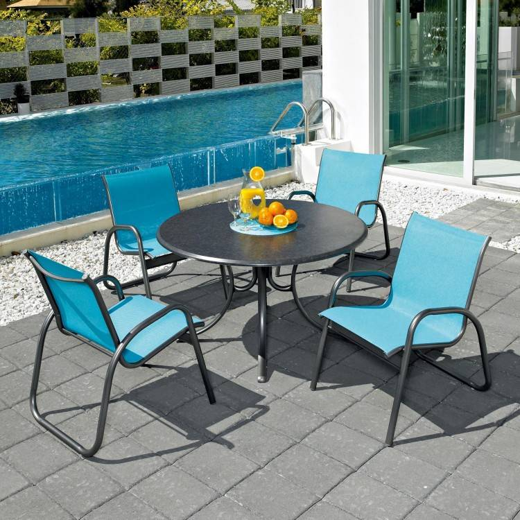 Painting Cast Aluminum Patio Furniture Chair Full Image For Cleaning