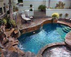 If so, you might want to consider incorporating a shallow section into your pool  design