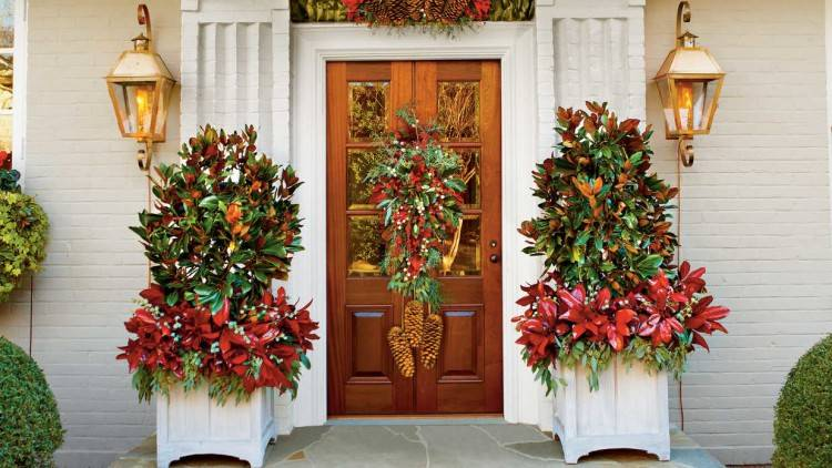 cheery fall front door decorations home decoration ideas