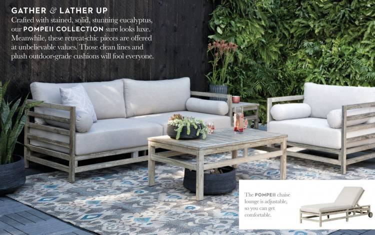 Winter weather doesn't have to dull your enjoyment of outdoor living